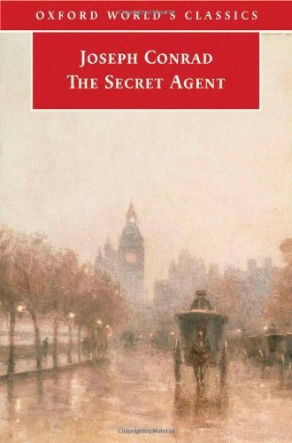 Lyon John Conrad Joseph The Secret Agent (oxford World's Classics)
