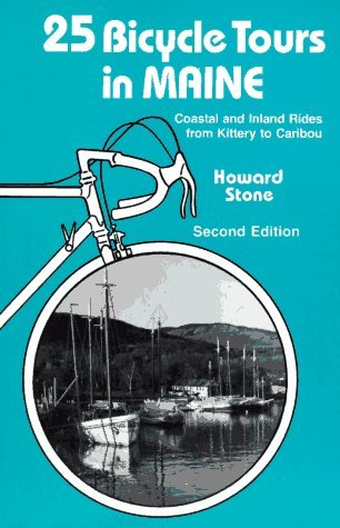 Howard Stone 25 Bicycle Tours In Maine Coastal And Inland Ride