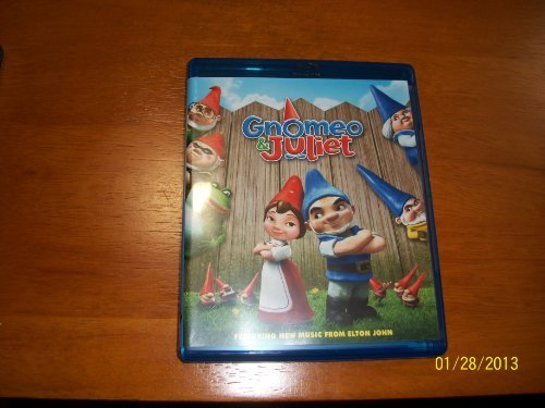 Gnomeo & Juliet (single Disc Edition)