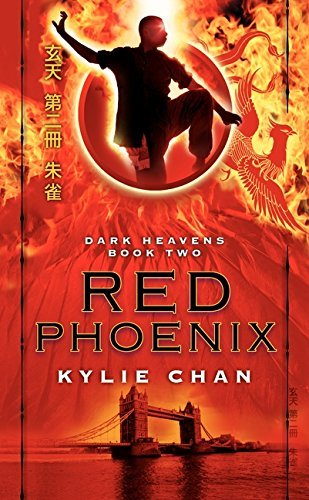 Kylie Chan Red Phoenix