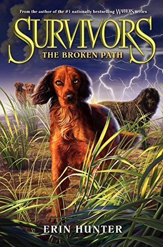 Erin Hunter The Broken Path