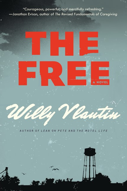 Willy Vlautin The Free