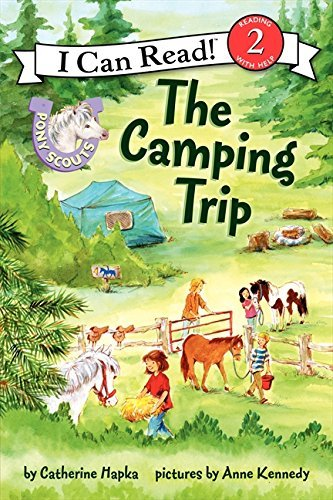 Catherine Hapka The Camping Trip