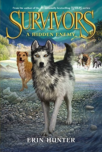 Erin Hunter A Hidden Enemy