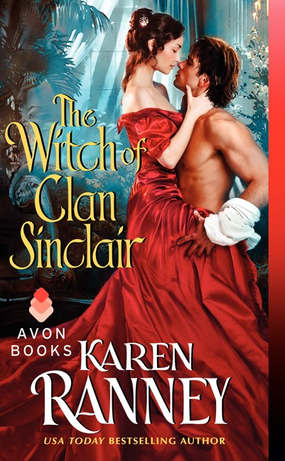 Karen Ranney The Witch Of Clan Sinclair