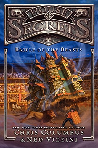 Chris Columbus House Of Secrets Battle Of The Beasts