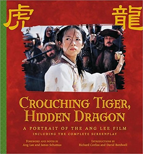 Ang Lee Crouching Tiger Hidden Dragon Portrait Of Ang Lee Film