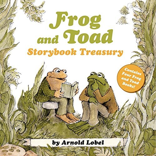 Arnold Lobel Frog And Toad Storybook Treasury