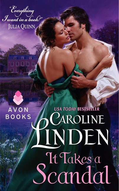 Caroline Linden It Takes A Scandal