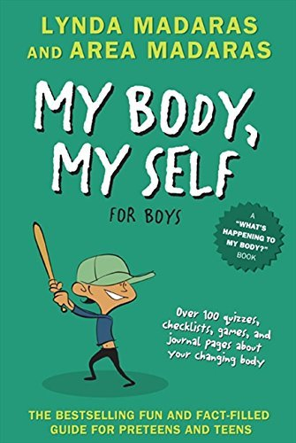 Lynda Madaras My Body My Self For Boys 0002 Edition;revised