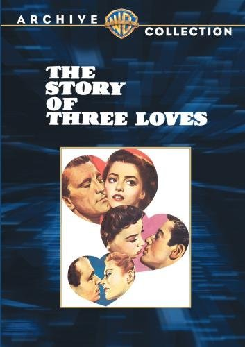 Story Of Three Loves Barrymore Caron Douglas Made On Demand