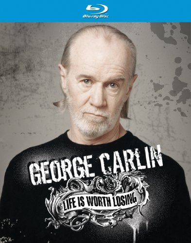 George Carlin Life's Worth Losing Blu Ray Nr Ws