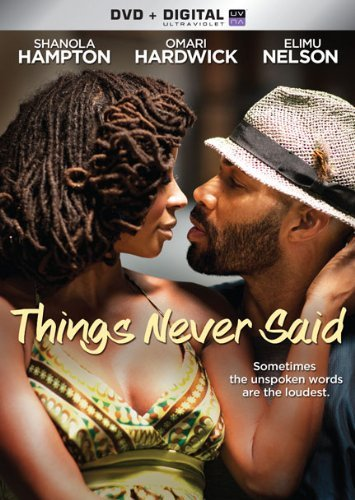 Things Never Said Hampton Hardwick Nelson Ws R Uv