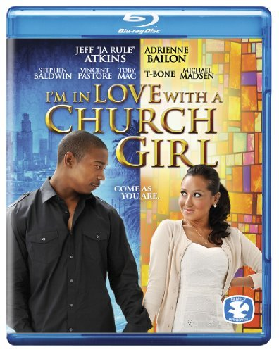 I'm In Love With A Church Girl Bailon Atkins Baldwin Pastore Blu Ray Nr Ws