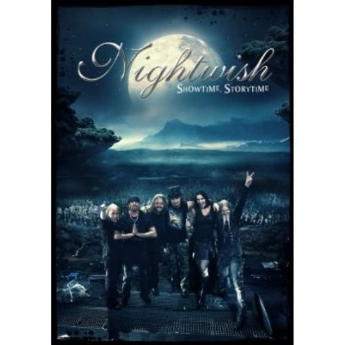 Nightwish Showtime Storytime 2 CD 2 Br