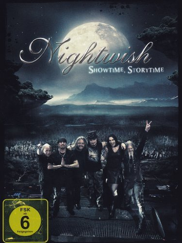 Nightwish Showtime Storytime 2 CD 2 DVD