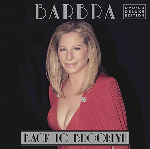 Barbra Streisand Back To Brooklyn Deluxe Ed. Incl. CD