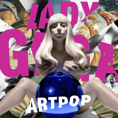Lady Gaga Artpop Clean Version