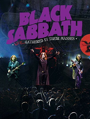 Black Sabbath Live Gathered In Their Masse Black Sabbath Live...Gathered In Their Masses