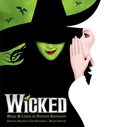 Original Cast Recording Wicked Deluxe Ed. 2 CD