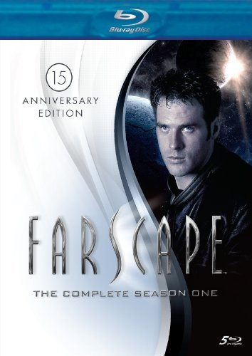 Farscape Season 1 15th Anniversary Edition Blu Raytvma Ws