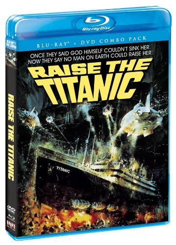 Raise The Titanic Raise The Titanic Blu Ray Nr Ws