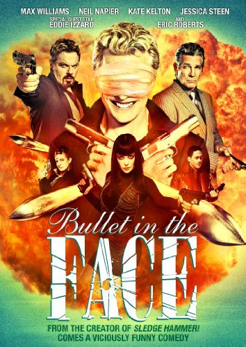 Bullet In The Face Complete Series DVD Nr Ws