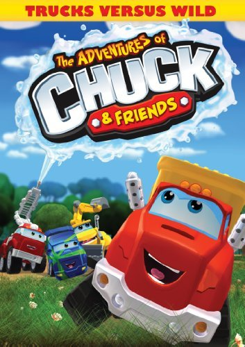 Adventures Of Chuck & Friends Trucks Vs Wild DVD Tvy Ws