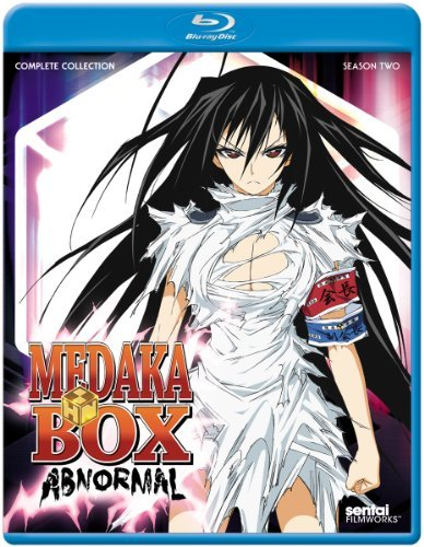 Medaka Box Abnormal Complete Medaka Box Abnormal Blu Ray Jpn Lng Nr