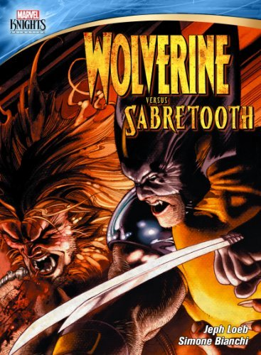 Marvel Knights Wolverine Vs. Sabretooth DVD Nr Ws