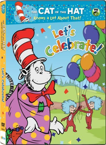 Let's Celebrate! Cat In The Hat Nr