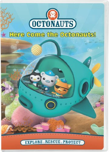Here Come The Octonauts! Octonauts Nr
