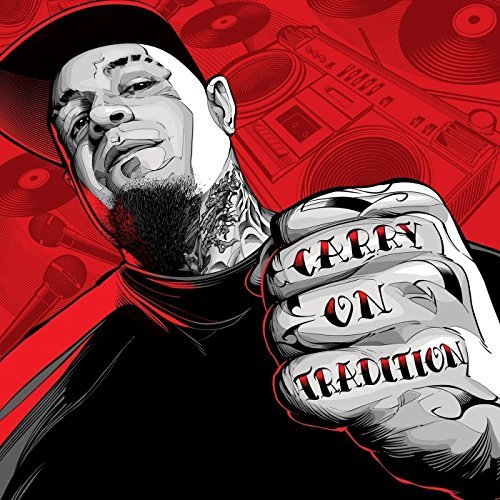 Vinnie Paz Carry On Tradition (ep)
