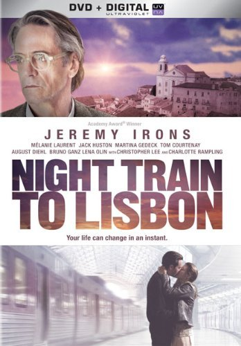 Night Train To Lisbon Night Train To Lisbon DVD Uv R Ws