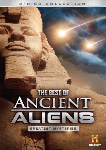 Ancient Aliens Best Of Greatest Mysteries DVD Tvpg Ws