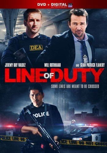 Line Of Duty Flanery Fox Rothhaar Estes DVD Uv R Ws