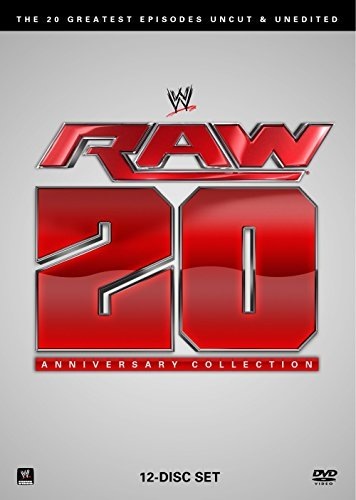 Wwe Raw 20th Anniversary Collection Tvpg Ff
