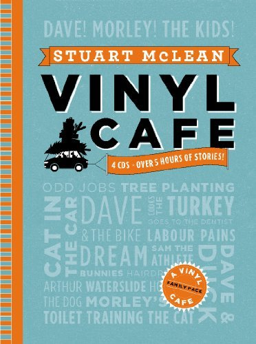 Stuart Mclean Vinyl Cafe Family Pack 4 CD Prima Pak