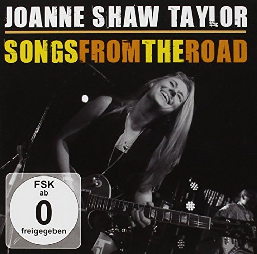 Joanne Shaw Taylor Songs From The Road (cd Dvd) Incl. DVD