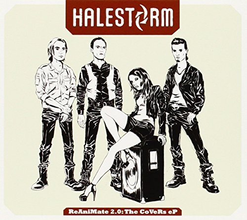 Halestorm Reanimate 2.0 The Covers Ep