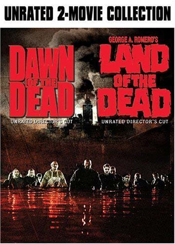 Dawn Of The Dead Land Of The Dead. Unrated 2 Movie