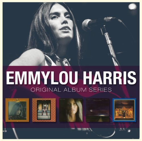 Emmylou Harris Original Album Series 5 CD