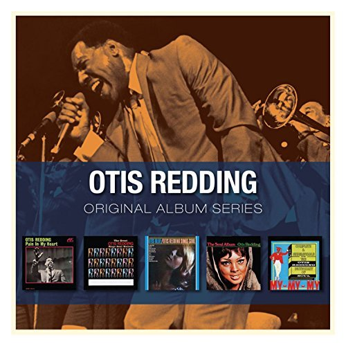 Otis Redding Original Album Series 5 CD