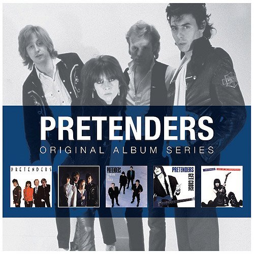 Pretenders Original Album Series 5 CD