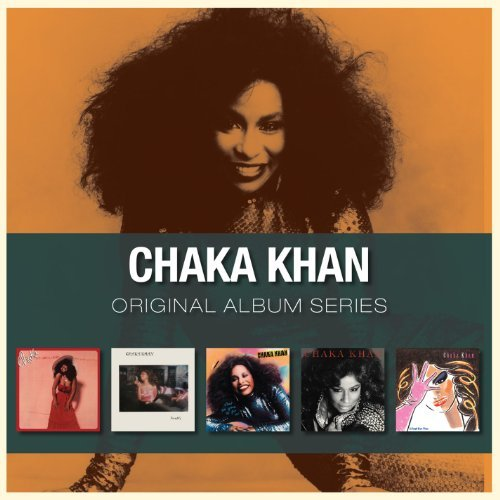 Chaka Khan Original Album Series 5 CD