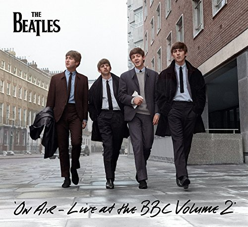 Beatles On Air Live At The Bbc Vol. 2 3 Lp