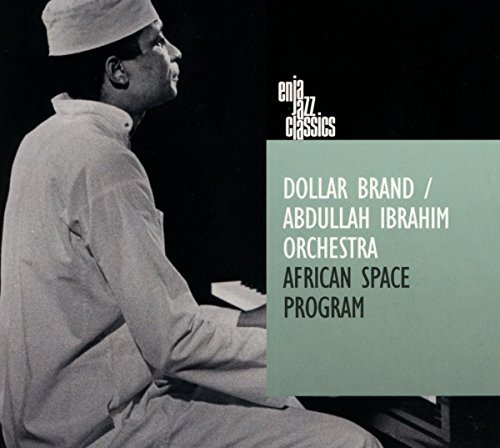 Abdullah Ibrahim African Space Program Digipak