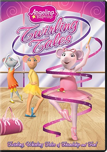 Angelina Ballerina Twirling Tales Nr Ws