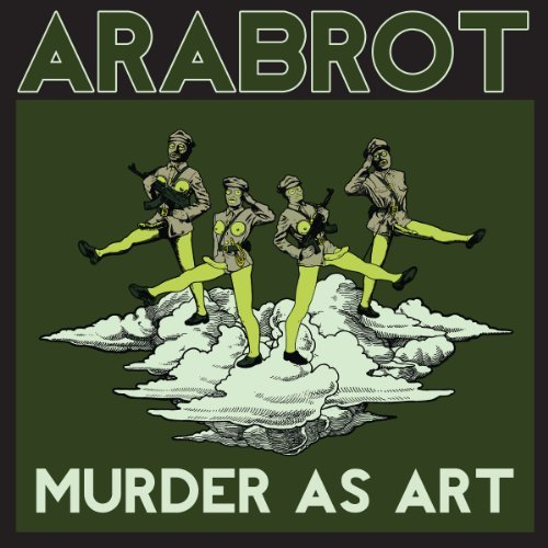 Arabrot Murder As Art Ep White Vinyl