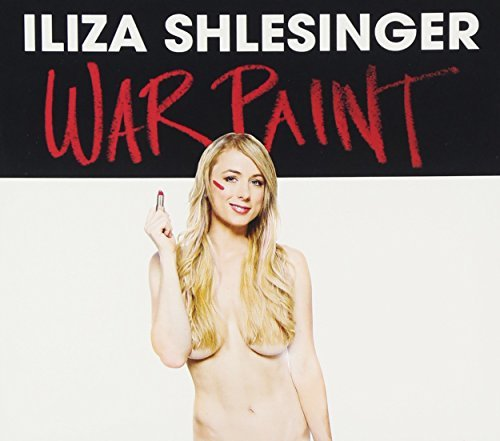 Iliza Shlesinger War Paint Explicit Version Incl. DVD